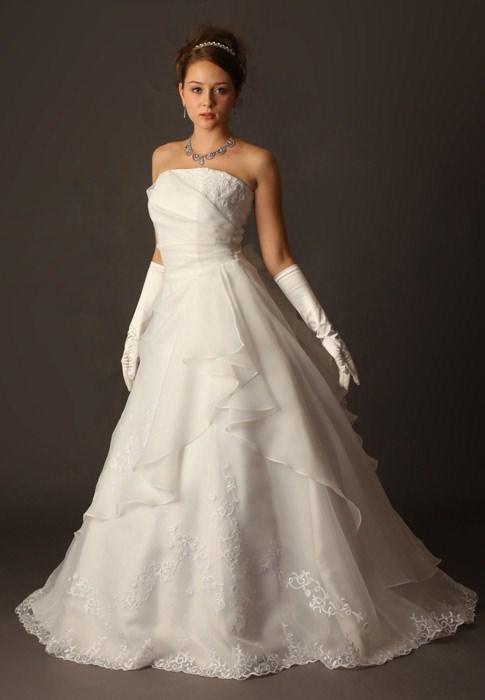 ウェディングドレス No.01C012