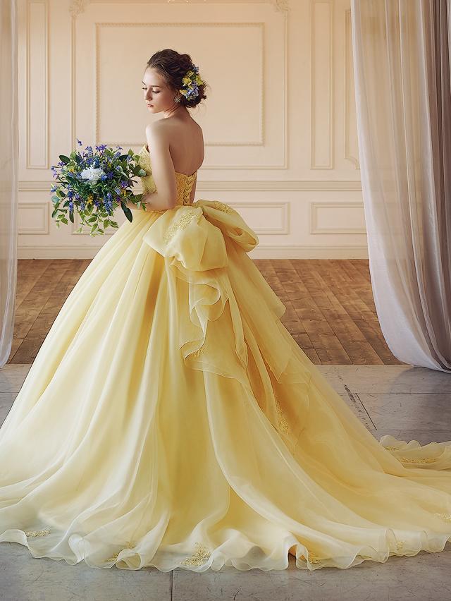 【大人の愛らしいカラードレスご相談フェア】人気のカラーが豊富♪