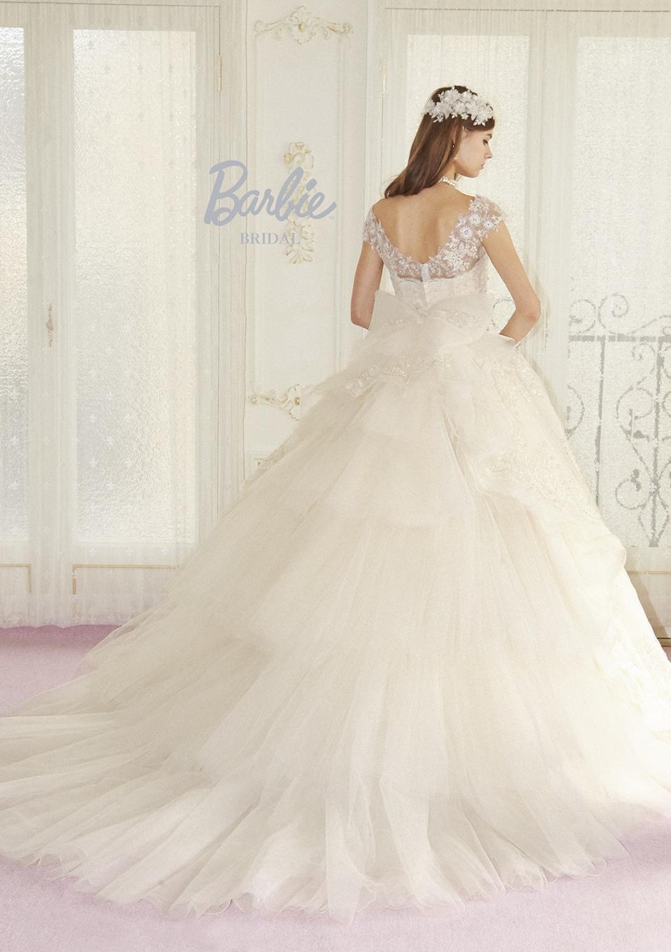 Barbie BRIDALウェディングドレス