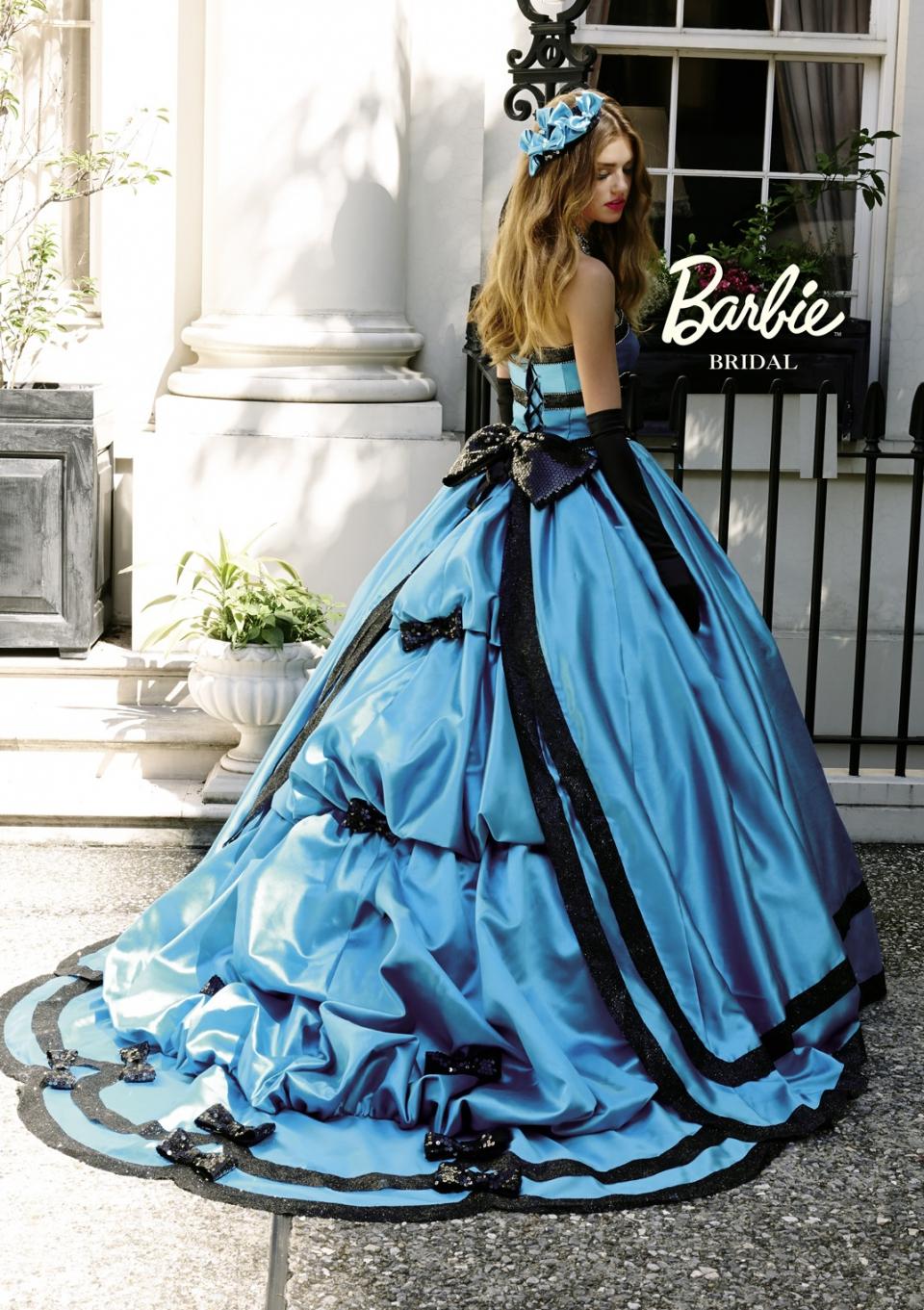 Barbie バービーカラードレス