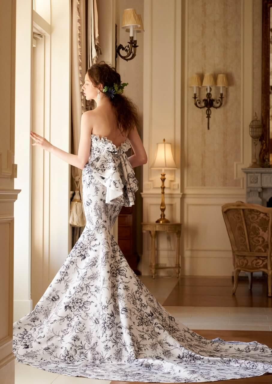 ◇今カラードレスでマーメイドが人気です!