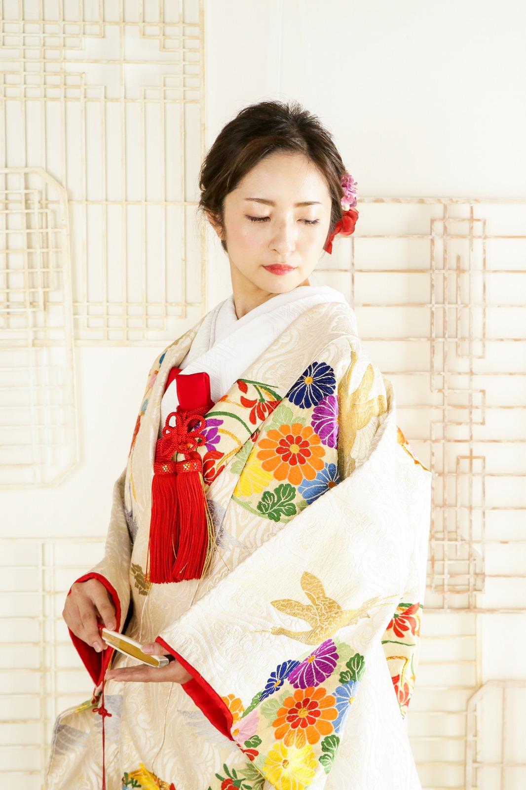 憧れの本格和装が10万円代で手に届く!