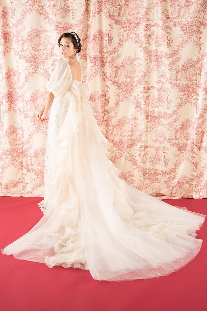 Dress Mania ウェディングドレスN-0011