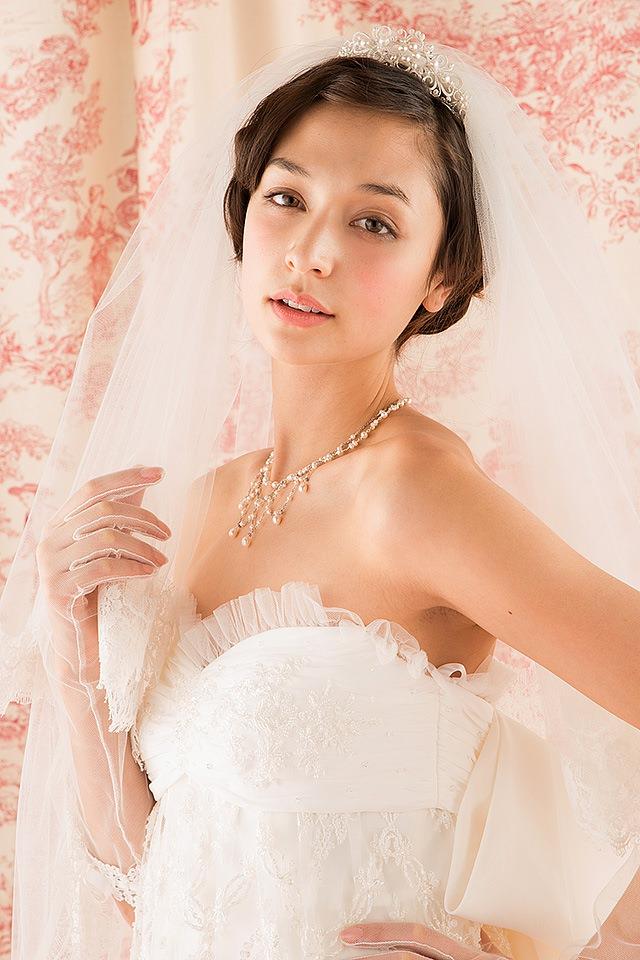 Dress Mania ウェディングドレス N-0019