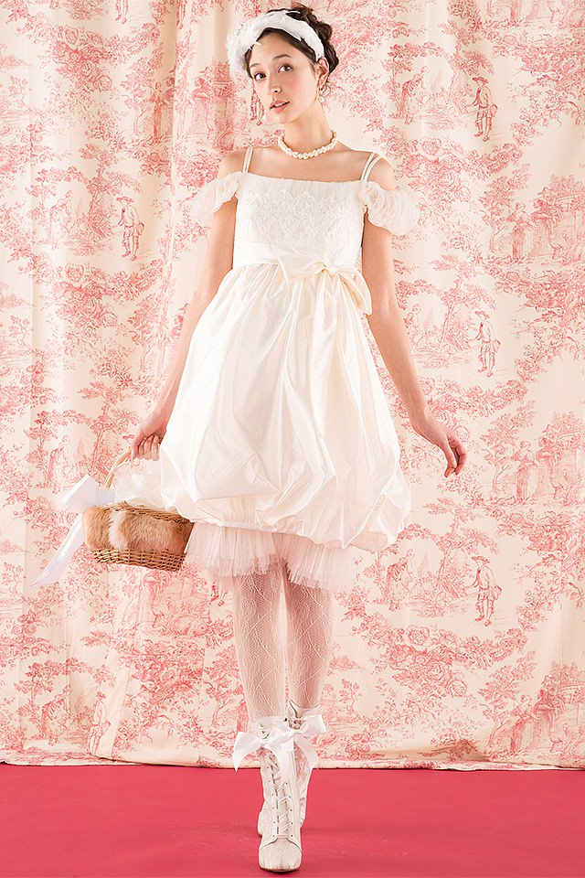 Dress Mania ウェディングドレス N-0018