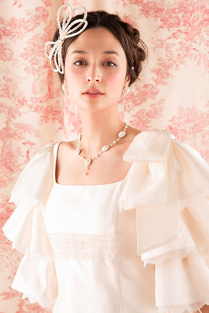 Dress Mania ウェディングドレス N-0012