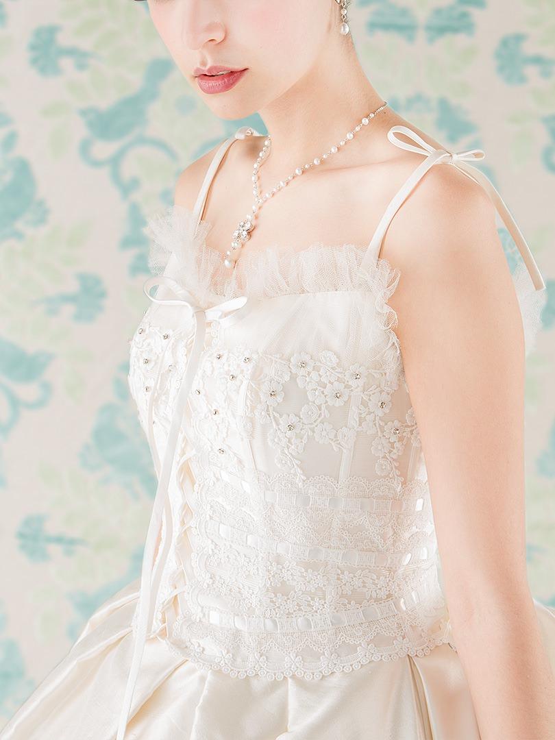 Dress Mania ウェディングドレス N-0020