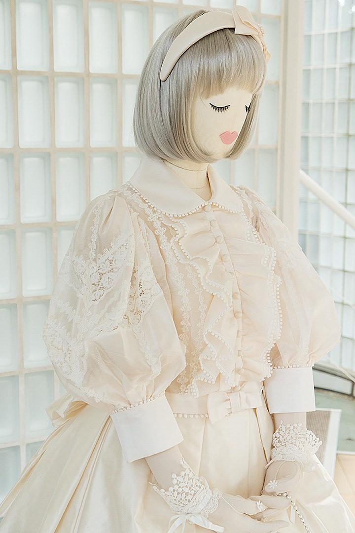 Dress Mania ウェディングドレスN-0009