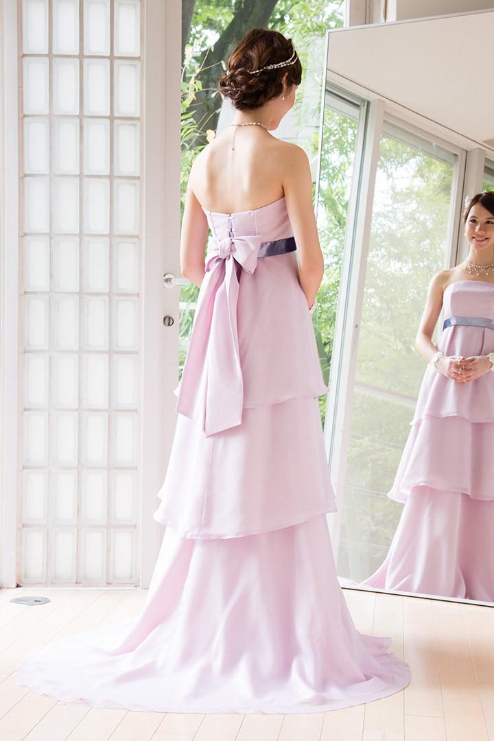 Dress Mania ウェディングドレスN-0032Pu