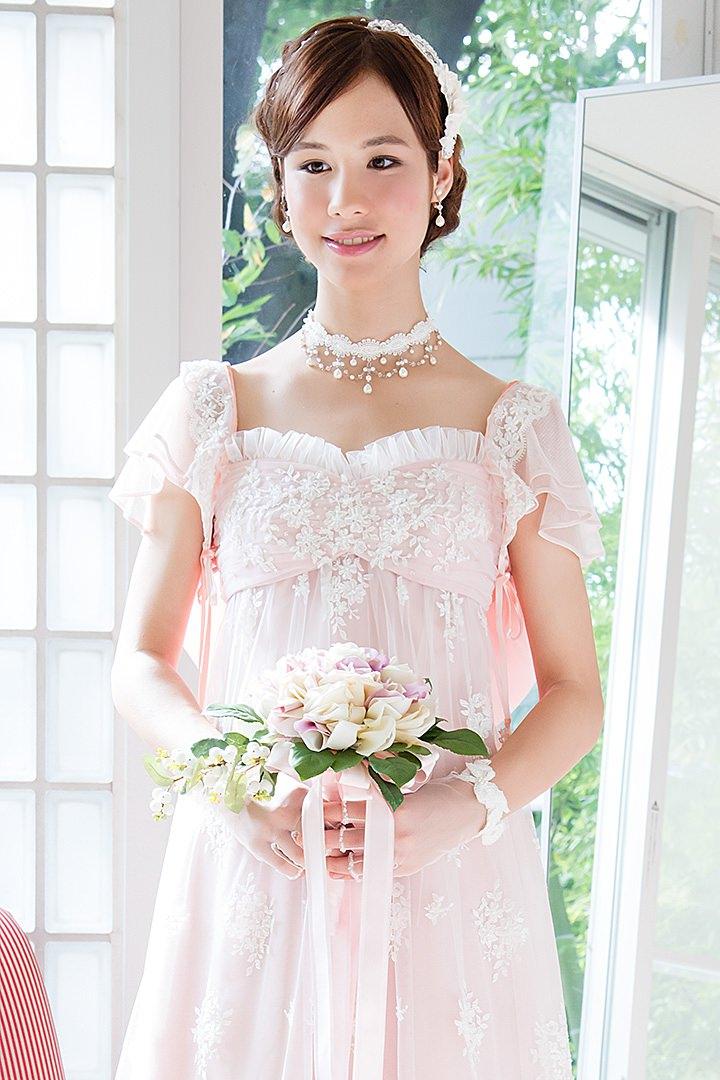 Dress Mania ウェディングドレスN-0031Pi