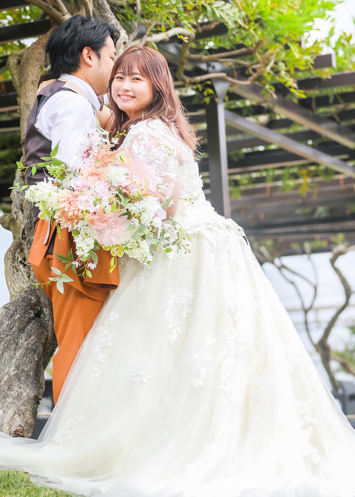 ぽっちゃり花嫁専用ウエディングドレス Curvy~カーヴィ~発表